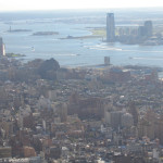 Pictures from the top of the Empire State Building...